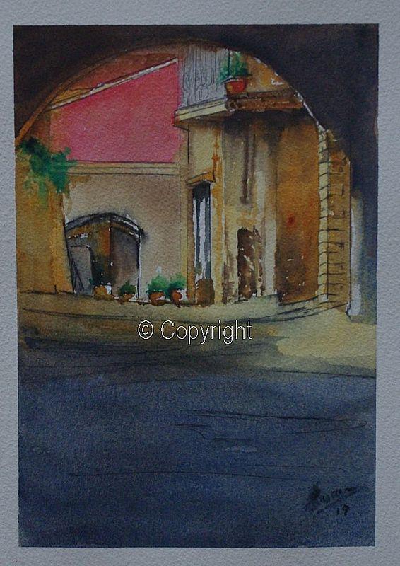 Monteleone Alley